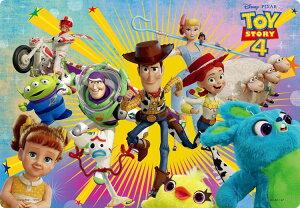 TEN-DC60-147 ディズニー みんなでダッシュ!(トイ・ストーリー4) 60ピース チャイルドパズル パズル Puzzle 子供用 幼児 知育玩具 知育パズル 知育 ギフト 誕生日 プレゼント 誕生日プレゼ