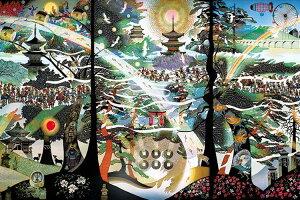 APP-1000-849 藤城清治 六文銭の夢 - 長野 - 1000ピース ジグソーパズル パズル Puzzle ギフト 誕生日 プレゼント 誕生日プレゼント