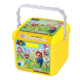 AQ-S87 アクアビーズ スーパーマリオ オールスターバケツセット  おもちゃ 【あす楽】 [CP-AQ] 誕生日 プレゼント 子供 ビーズ 女の子 男の子 5歳 6歳 ギフト