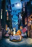 TEN-D1000-063ディズニームーンライトディナー(わんわん物語)1000ピース●予約ジグソーパズルパズルPuzzleギフト誕生日プレゼント誕生日プレゼント