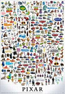 TEN-D1000-067 ディズニー ピクサー キャラクター/グレート コレクション (オールキャラクター) 1000ピース ジグソーパズル パズル Puzzle ギフト 誕生日 プレゼント 誕生日プレゼント