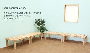 【国産】分割すのこベッドシングルサイズベンチベッドプラッツ【10P28Sep16】【10P01Oct16】