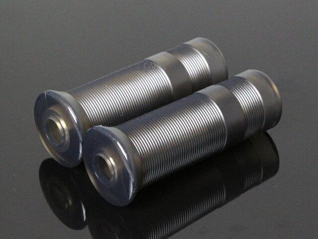 ジャックハマー グリップ ショート ブラック モンキー シャリー ダックス エイプ カブ リトルカブ マグナ50 JAZZ ジャズ ズーマー PCX フォルツァ FTR223 GB250クラブマン グランドマジェスティー マグザム セロー TW225 SR400 ボルティ グラストラッカー エストレア