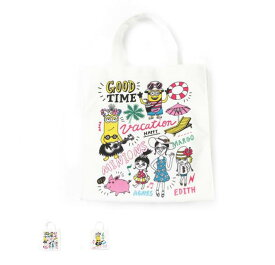 【NEW商品】asoko(アソコ)ミニオン トートバッグ(GOOD TIME)ASOKO ミニオンズ 怪盗グルー キャラクタービニールバッグ プールバッグ