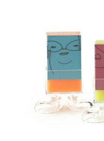 【大人気商品】asoko(アソコ)消しゴムスタンド付き☆まとまるくんオレンジ ASOKO プチプラ雑貨
