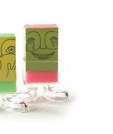 【大人気商品】asoko(アソコ)消しゴムスタンド付き☆まとまるくんピンク ASOKO プチプラ雑貨