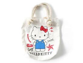 【メール便送料込】asoko(アソコ)サンリオ sanrio人気キャラクターとコラボサンリオ キャラクター ミニロープバッグハローキティ MINI ROPE BAG数量限定