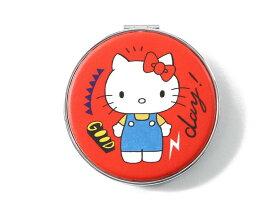 【NEW商品】asoko(アソコ)サンリオ キャラクター ハローキティ コンパクトミラー サンリオ sanrio人気キャラクターとコラボ数量限定 携帯用鏡 ミラー
