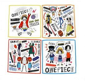 【NEW商品】asoko(アソコ)ワンピース ONE PIECE コラボ キッチンタオル4枚セットワンピースキャラクター 数量限定 売り切れ御免 お買い物バッグ