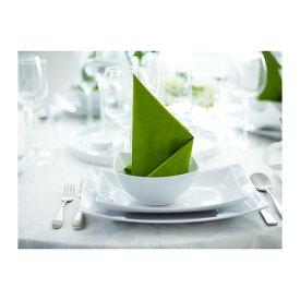 IKEA(イケア)FANTASTISKペーパーナプキン(ミディアムグリーン)50ピースクリスマス 正月 イベント テーブルデコレーション