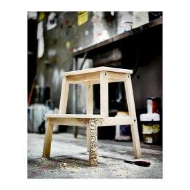 【12/11(金)より順次発送】IKEA(イケア)BEKVAM ステップスツール アスペンキッチン ステップ台 スツール DIY