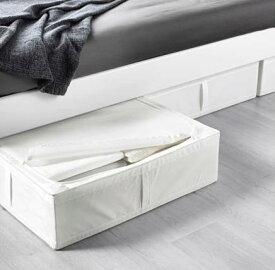 【人気商品】IKEA(イケア)SKUBB スクッブ 収納ケース ホワイト 69x55x19 702.949.90