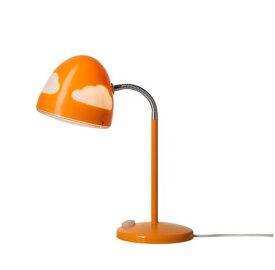 IKEA(イケア)SKOJIG ワークランプ オレンジ子供部屋 新入学 新学期 新生活 北欧雑貨 アンティーク レトロ 勉強机