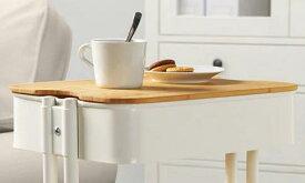 【人気商品】IKEA(イケア)HOGSMA ホーグスマまな板 竹RASKOG/ロースコグ ワゴンの上にのせてふたとしても904.256.12