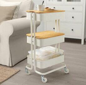 【人気商品】IKEA(イケア)HOGSMA ホーグスマまな板 竹RASHULT/ロースフルト ワゴンの上にのせてふたとしても104.256.11 【35x24 cm】