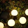 【人気商品】IKEA(イケア)SOLVINDENソルヴィンデンLED太陽電池式グラウンドスティックライト屋外用5本ホワイトデコレーション照明になります屋外照明埋め込み式LED