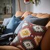 IKEA(イケア)FRANSINEフランシーネクッションカバーマルチカラー50x50cm