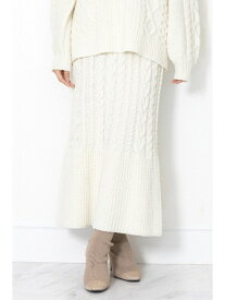 【SALE/57%OFF】◆ドロシーニットスカート JILLSTUART ジルスチュアート スカート スカートその他 ブルー【RBA_E】【送料無料】[Rakuten Fashion]