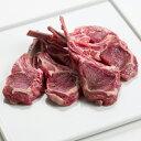 ラムロース肉(骨付き・Mサイズ)/ラム肉 羊肉 仔羊肉 ラムチョップ ロース肉 骨付き肉 生ラム ジンギスカン じんぎす…