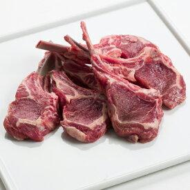 ラムロース肉(骨付き・Sサイズ)/ラム肉 羊肉 仔羊肉 ラムチョップ ロース肉 骨付き肉 生ラム ジンギスカン じんぎすかん 秘伝のタレ たれ ヘルシー オーストラリア 岩手県 遠野 人気 売れ筋 グルメ お取り寄せ 通販