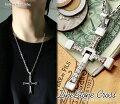 送料無料シルバー925製ラインストーンクロスペンダント十字架キリストペンダントczジルコニアネックレスペンダントトップメンズレディースアクセサリー