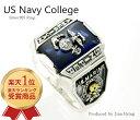 【U.S.A USMC】アメリカ海兵隊 ミリタリーリング カレッジリング シルバーリング 鷲 イーグル 地球 スナイパー 狙撃兵…