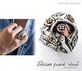 送料無料パンキッシュスカルリングシルバーリングシルバー925真鍮リング指輪メンズレディースアクセサリーブランドGOODVIBRATIONS【あす楽対応_近畿】