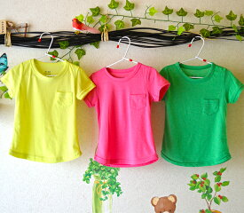 puzzle  カラー半袖Tシャツ(カラー3色) 子供服 女の子 男の子 男女兼用