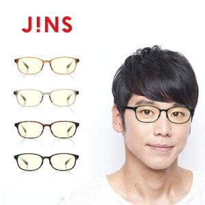 ブルーライトカット メガネ 【JINS SCREEN 40%CUT】ジンズスクリーン 40%カット JINS(ジンズ PCメガネ 度なし PC用 PC眼鏡 メンズ レディース ユニセックス PC パソコン スマホ 操作 伊達眼鏡 眼鏡