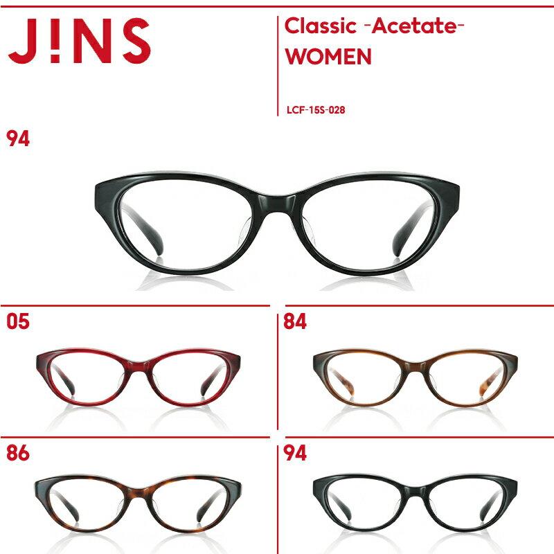 【SALE】【Classic -Acetate-】クラシック アセテート-JINS(ジンズ)