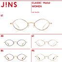 【SALE】【JINS CLASSIC -Metal-】メタル-JINS ( ジンズ )