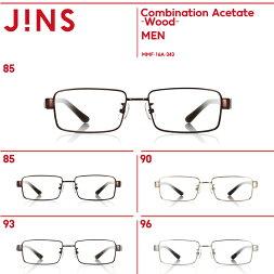 【CombinationAcetate-Wood-】コンビネーションアセテート−ウッド−-JINS(ジンズ)