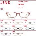 【Liberty Fabric】リバティ×JINS コラボレーションフレーム-JINS(ジンズ)