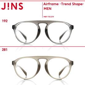 【Airframe -Trend Shape-】 エアフレーム トレンドシェイプ-JINS(ジンズ)
