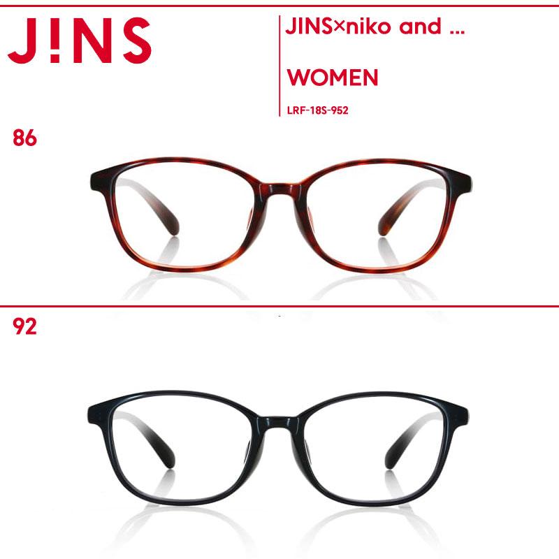 【JINS×niko and ...】オンラインショップ限定 コラボレーションメガネ-JINS(ジンズ)