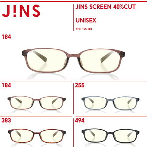 【JINS SCREEN 40%CUT】-JINS(ジンズ)