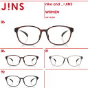 【niko and ...×JINS】オンラインショップ限定 コラボレーションメガネ-JINS(ジンズ)