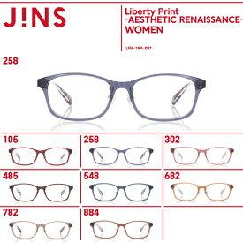 【Liberty Print -AESTHETIC RENAISSANCE-】-JINS(ジンズ)