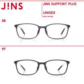 【JINS SUPPORT+】-JINS(ジンズ)メガネ 眼鏡 めがね