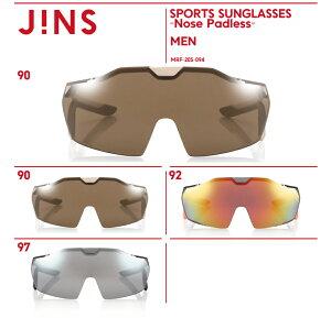 【SPORTS SUNGLASSES -Nose Padless-】-JINS(ジンズ)メガネ 眼鏡 めがね