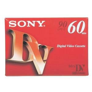 DVM-60R3 ソニー ミニDVカセット60分