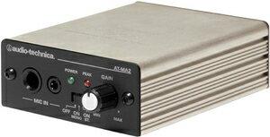 AT-MA2 オーディオテクニカ マイクロホンアンプ audio-technica