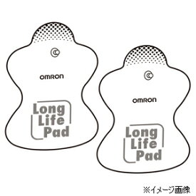 HV-LLPAD オムロン 低周波治療器用 ロングライフパッド【1組2枚入】 OMRON エレパルス用