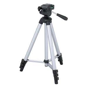 W-312 ハクバ 4段三脚(ビデオカメラ・コンパクトカメラ用) HAKUBA