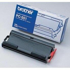 PC-551 ブラザー FAX用インクリボン brother [PC551]