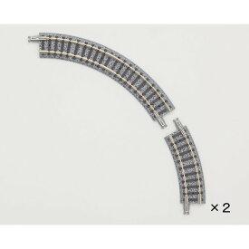 [鉄道模型]トミックス (Nゲージ) 1111 ファイントラック スーパーミニカーブレールC103(F) 30°60° 各2本セット