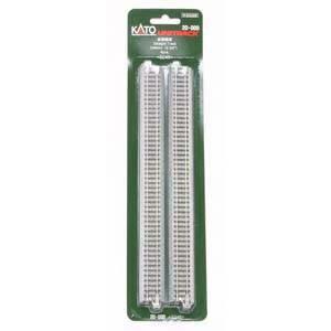 [鉄道模型]カトー KATO (Nゲージ) 20-000 ユニトラック 直線線路248mm 4本入り [KATO 20-000]【返品種別B】