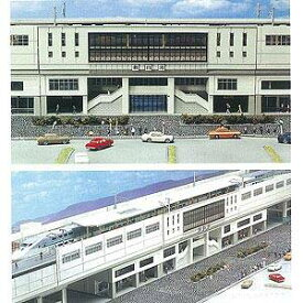 [鉄道模型]カトー (Nゲージ) 23-125 高架駅セット(イージーキット)