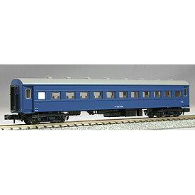 [鉄道模型]カトー 【再生産】(Nゲージ) 5127-4 オハ35戦後形 ブルー