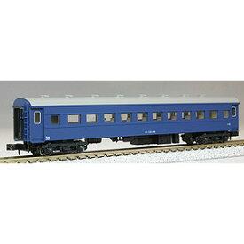 [鉄道模型]カトー 【再生産】(Nゲージ) 5128-4 オハフ33戦後形 ブルー